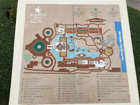 bavaro resort map march 233 aux puces picture of iberostar grand hotel bavaro