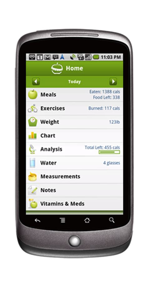 calorieking android app calorie counter free diet journal invitations ideas