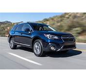 2018 Subaru Outback 36R First Test The More Powerful