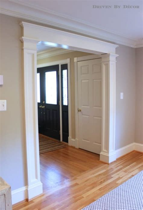 Front Door Crown Molding 50 Beautiful Doors Front Door Paint Colors Remodelaholic Bloglovin