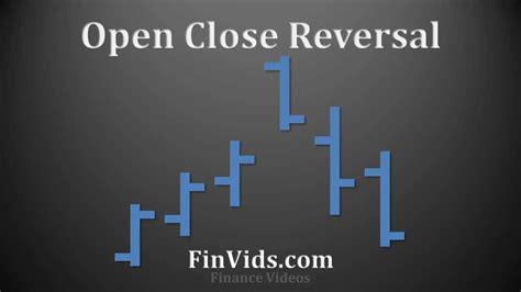 pattern bar youtube open close reversal bar chart pattern youtube
