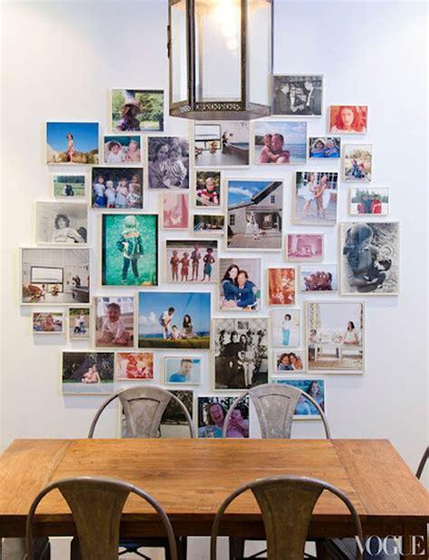 collage de fotos en cuadros para pared collages gratis 6 ideas para decorar las paredes de casa con collages y