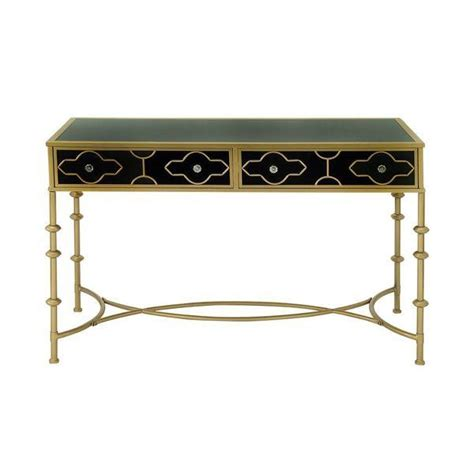 black accent table with drawer threshold two drawer black accent table