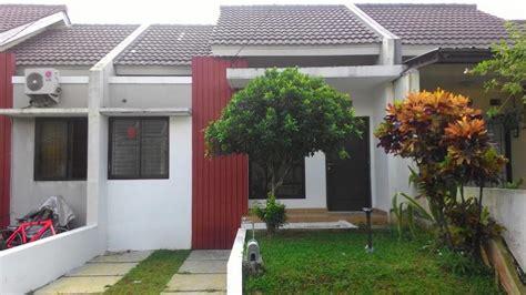 rumah disewakan rumah kontrakan bogor nirwana residence