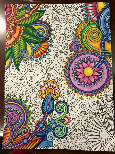 coloring ideas kaleidoscope wonders color for everyone colored