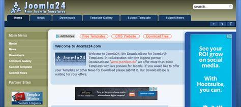 How To Install A Joomla Template Greengeeks How To Install Joomla Template