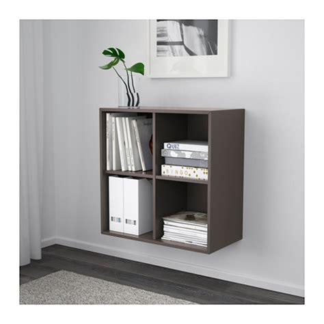 ikea eket review eket cabinet with 4 compartments dark grey 70x35x70 cm ikea