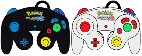 gamecube controller colors gamecube controllers black 2 and white 2 colors by