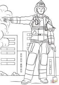 coloring pages vire girl firefighter coloring page free printable coloring pages