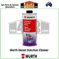 wurth injector cleaner for diesel servicing kits misc wurth products