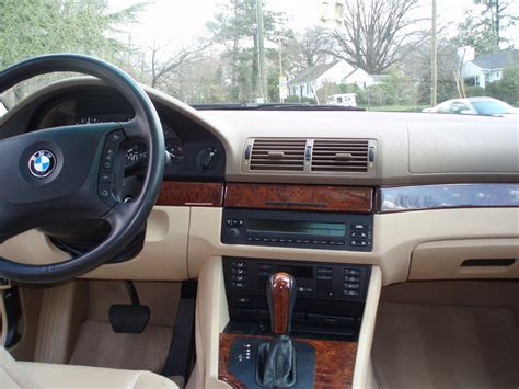 2002 bmw 5 series interior pictures cargurus