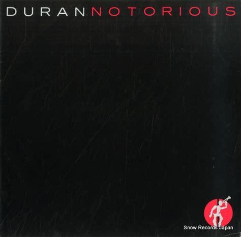 Ph 12 Duran Duran Notoriuos Snow Records Japan New Arrivals 5 13
