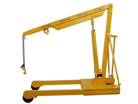 mobile floor lift tailored floor crane solutions from lifting