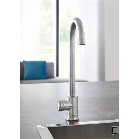 grohe high c spout mono blue home duo starter kit chrome