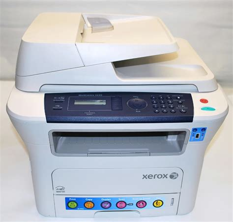 xerox workcentre 3220 dn all in one for parts laser