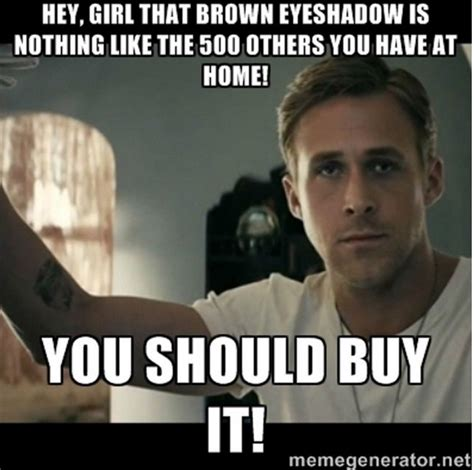 Make A Hey Girl Meme - there s a makeup dupe for that beauty and cosmetics