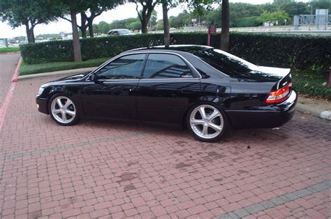 lexus es300 wheels what do you think about these wheels on my es300 club