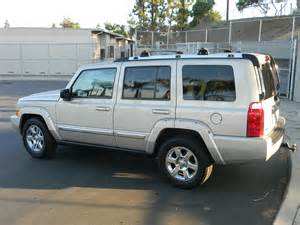 Jeep Commander Limited 2006 Jeep Commander Trim Information Cargurus