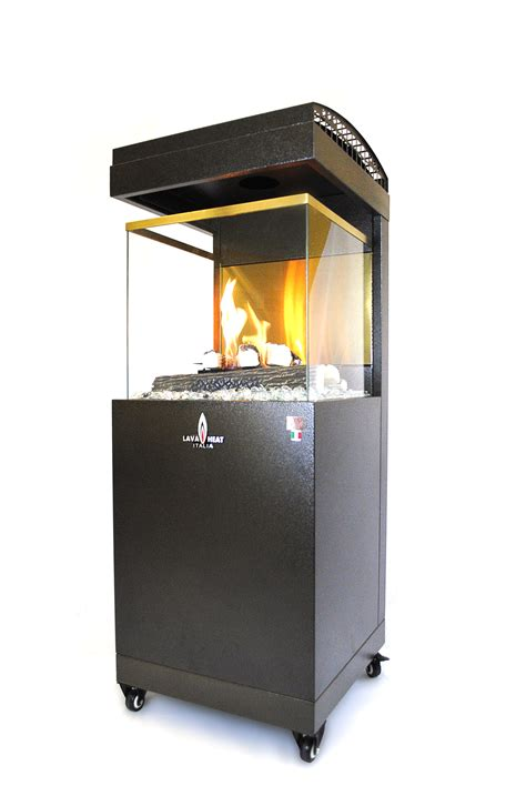 Portable Gas Fireplace Electric Fireplaces From Portablefireplace