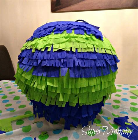 How To Make A Pinata With Tissue Paper - how to make decorate a pinata
