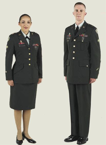 womens hair style in uniform us arm service enlisted soldier uniform information for symbols