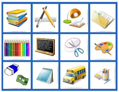 ver imagenes de utiles escolares laminas escolares lamina de 218 tiles escolares