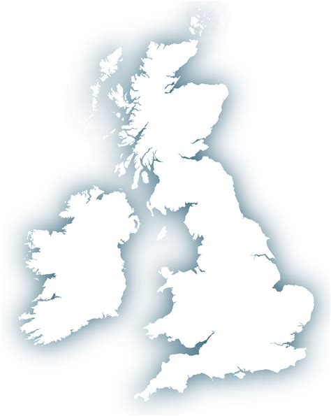 map uk vector outline map of britain royalty free editable vector map