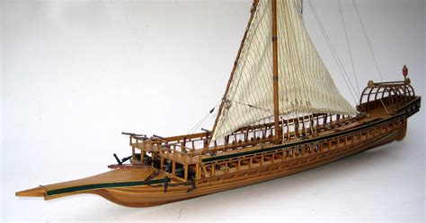 ottoman galley venetian galley model ship