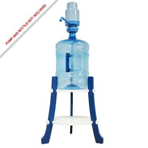 5 gallon water bottle stand