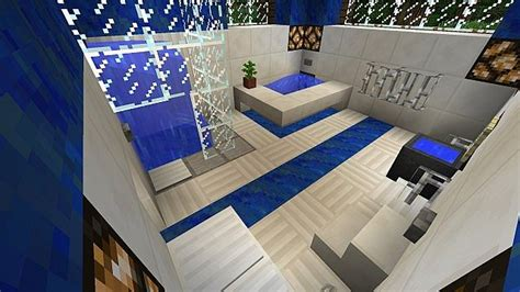 Bath Rooms by Badezimmer Bathroom Minecraft Project