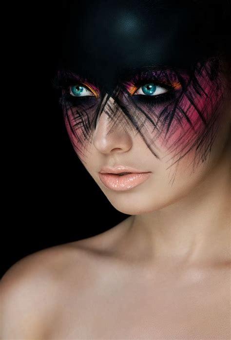 Mascara Martin Photography Martin Higgs Makeup Artist Bernice
