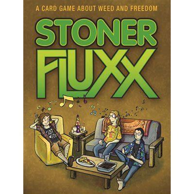 fluxx card template stoner fluxx