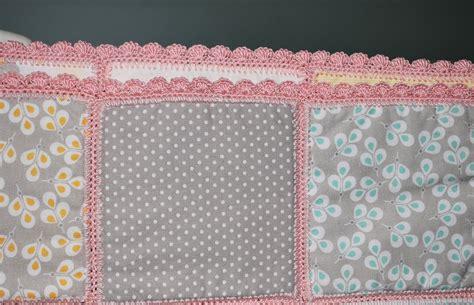 Patchwork Baby Quilt Tutorial - sneek peek crochet baby patchwork the piper s
