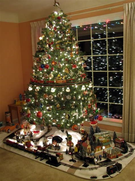 best 25 christmas tree train ideas on pinterest