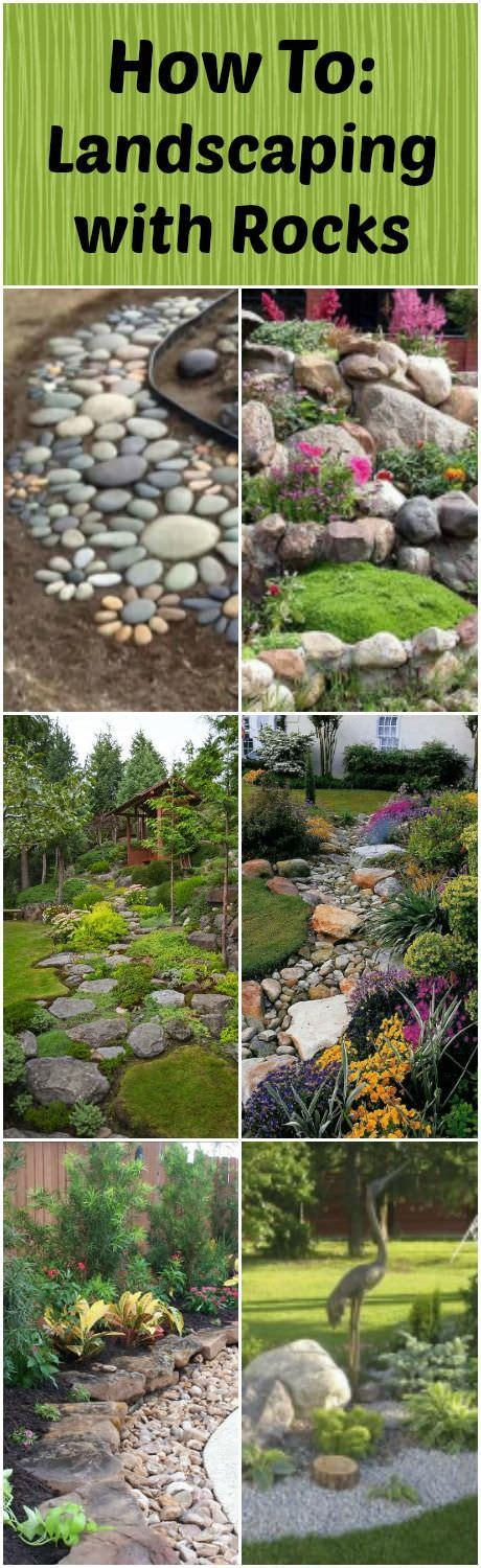 gardening landscaping ideas fabulous ideas for landscaping with rocks gardening viral