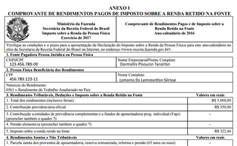 www previdenciasocial gov br comprovante rend para ir ano base 2016 manual do empregador dom 233 stico esocial
