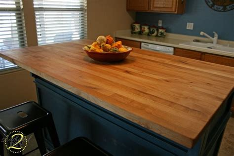 Butcher Block Countertops Diy by How To Build Your Own Butcher Block