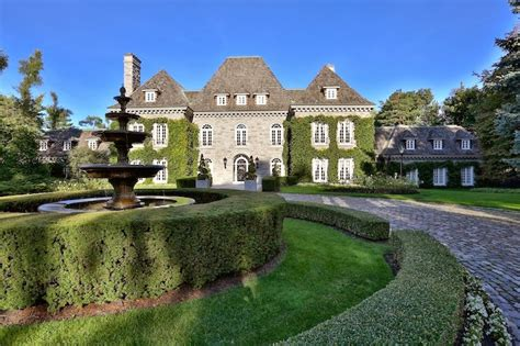 Passion for luxury french ch 226 teau style mansion in bridle path toronto for sale
