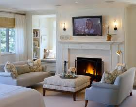 Living Room With Fireplace by Decorating Ideas For Small Living Rooms Pictures With