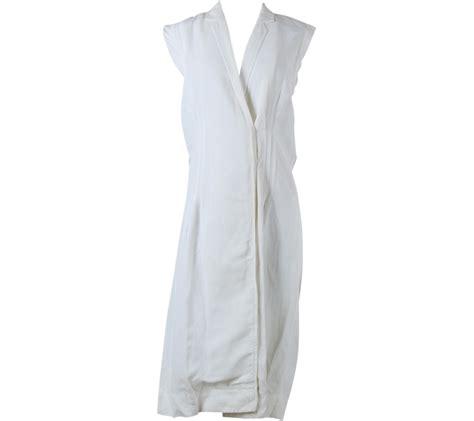 Dress Zara Vest zara white vest