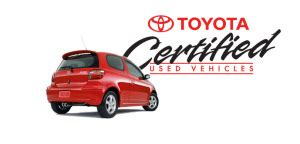 Toyota Certified Program Toyota Certified Program Gives You Peace Of Mind Toyota
