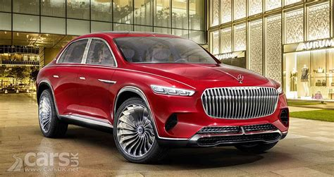 The Ultimate Luxury by Vision Mercedes Maybach Ultimate Luxury Leaks Cars Uk