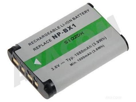 Battery Li Ion 3 7v 950mah digiexpert de avacom np bx1 li ion 3 7v 950mah battery