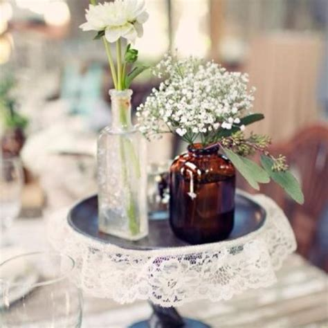 simple inexpensive wedding centerpieces easy cheap centerpiece favorite places spaces