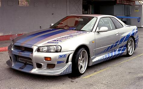 Nissan Skyline 2 Fast 2 Furious 2 Fast 2 Furious Gadget Show Competition Prizes