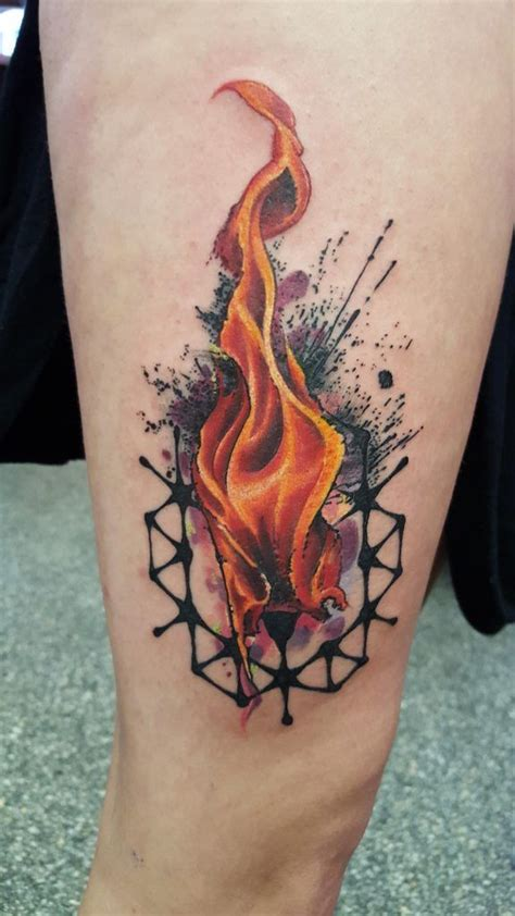 fire tattoos for men 25 best ideas about tattoos on evil