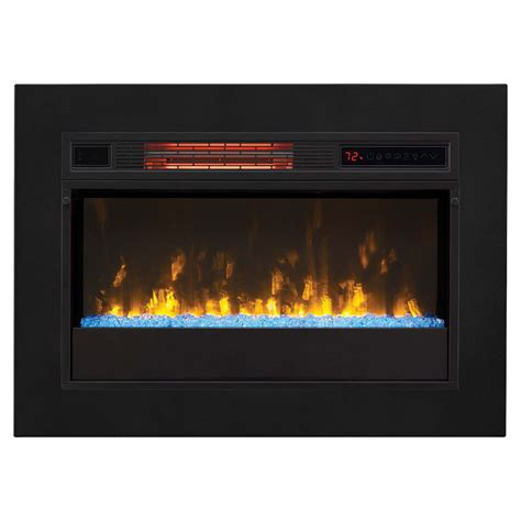 fireplace insert trim kit classicflame classicflame 26 in 3d spectrafire plus infrared