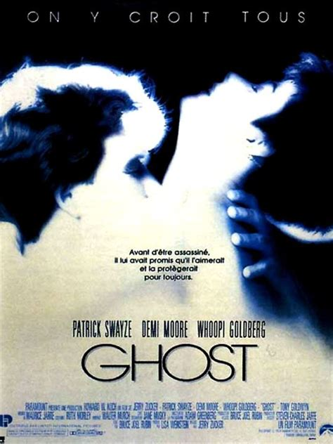 film about ghost affiche du film ghost affiche 1 sur 2 allocin 233