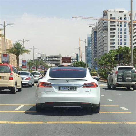 Tesla Dubai Tesla P 90 D Palm Jumeirah Dubai Valery Zhurko Whatsapp