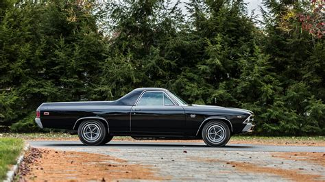 the el camino 1969 chevrolet el camino l89 ss